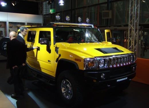 Hummer al Motor Show di Bologna 2006 - Foto 9 di 10