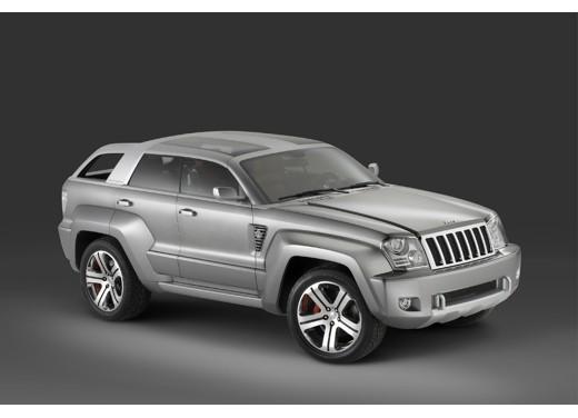 Jeep Trailhawk Concept - Foto 8 di 9