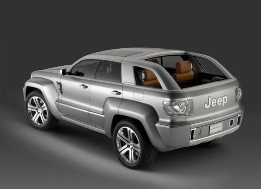 Jeep Trailhawk Concept - Foto 3 di 9