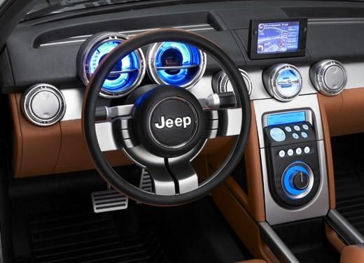 Jeep Trailhawk Concept - Foto 7 di 9