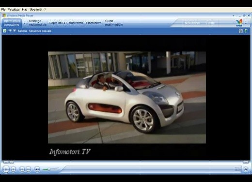 Citroen C-Airplay / Video - Foto 3 di 9