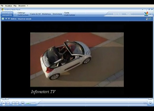 Citroen C-Airplay / Video - Foto 4 di 9