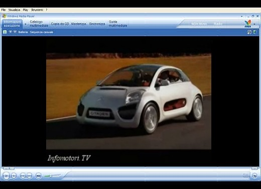 Citroen C-Airplay / Video - Foto 2 di 9