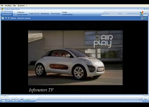 Citroen C-Airplay / Video - Foto 8 di 9