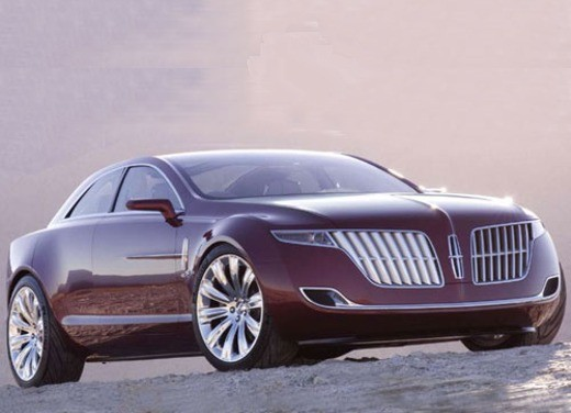 Ultimissime: Lincoln MKR Concept