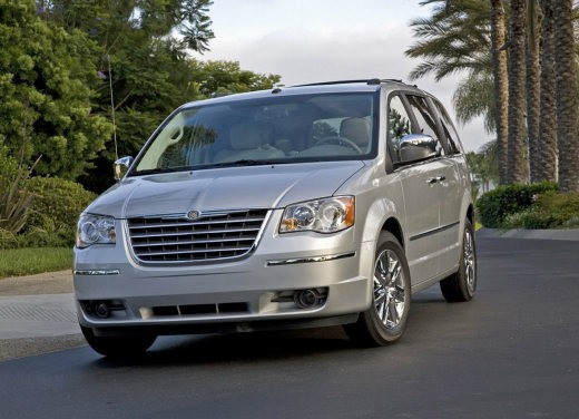 Ultimissima: Chrysler nuovo Voyager 2008 - Foto 1 di 21