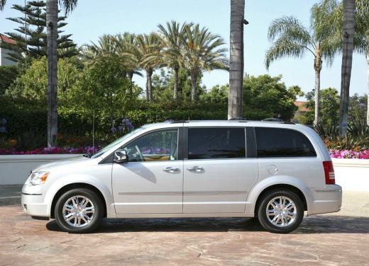 Ultimissima: Chrysler nuovo Voyager 2008 - Foto 20 di 21