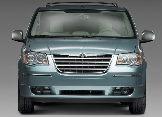 Ultimissima: Chrysler nuovo Voyager 2008 - Foto 4 di 21