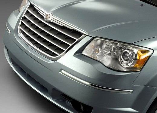 Ultimissima: Chrysler nuovo Voyager 2008 - Foto 6 di 21