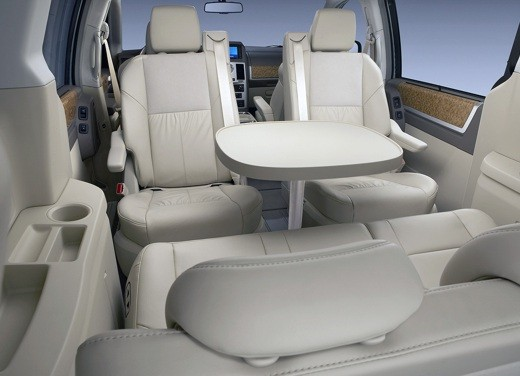 Ultimissima: Chrysler nuovo Voyager 2008 - Foto 16 di 21