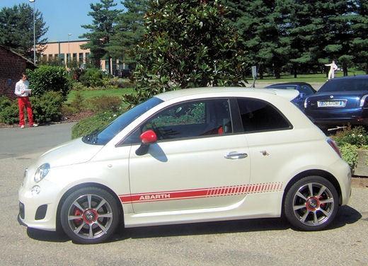 Fiat nuova 500 Abarth - Foto 41 di 52