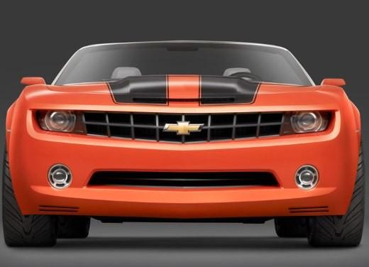 Chevrolet Camaro convertible concept - Foto 5 di 16