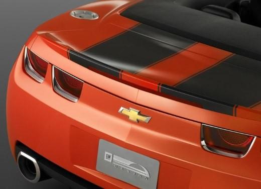 Chevrolet Camaro convertible concept - Foto 7 di 16