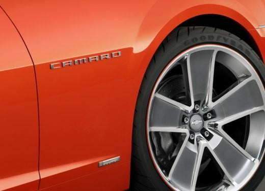Chevrolet Camaro convertible concept - Foto 9 di 16