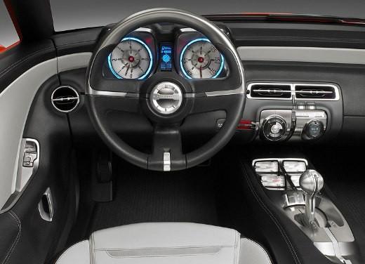 Chevrolet Camaro convertible concept - Foto 12 di 16