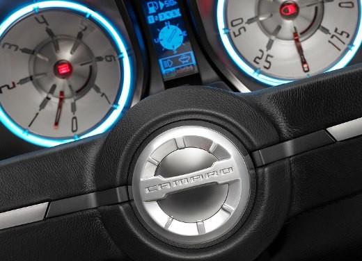 Chevrolet Camaro convertible concept - Foto 13 di 16