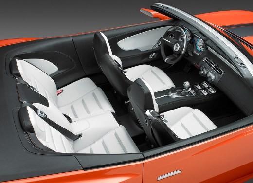 Chevrolet Camaro convertible concept - Foto 14 di 16