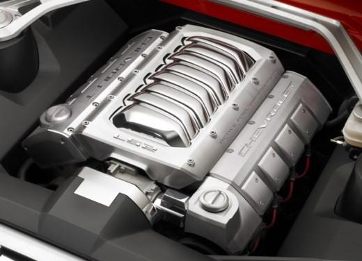 Chevrolet Camaro convertible concept - Foto 16 di 16