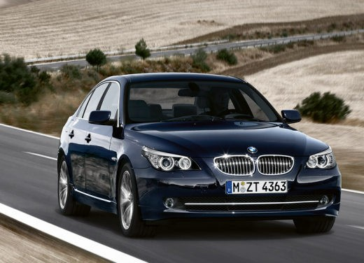 BMW Serie 5 Facelift