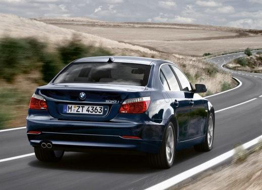 BMW Serie 5 Facelift - Foto 6 di 18