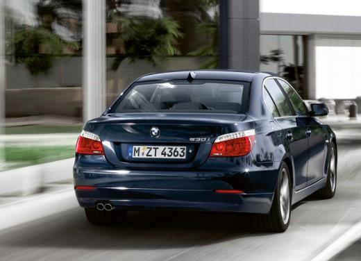 BMW Serie 5 Facelift - Foto 7 di 18