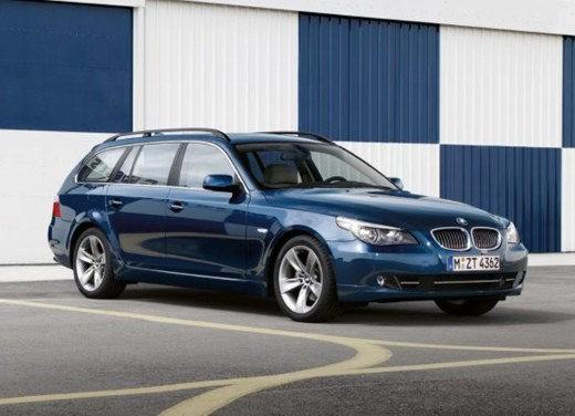 BMW Serie 5 Facelift - Foto 8 di 18
