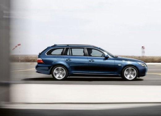 BMW Serie 5 Facelift - Foto 10 di 18