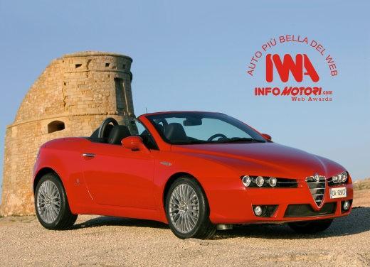 Alfa Spider è l' Auto più Bella del Web! - Foto 30 di 32
