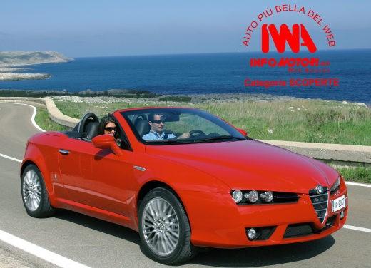 Alfa Spider è l' Auto più Bella del Web! - Foto 17 di 32