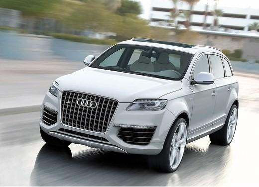 Audi Q7 Bluetec Concept - Foto 1 di 10