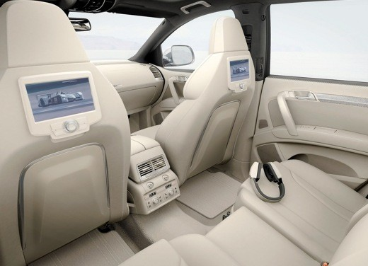 Audi Q7 Bluetec Concept - Foto 7 di 10