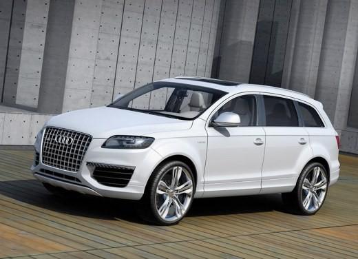 Audi Q7 Bluetec Concept - Foto 9 di 10