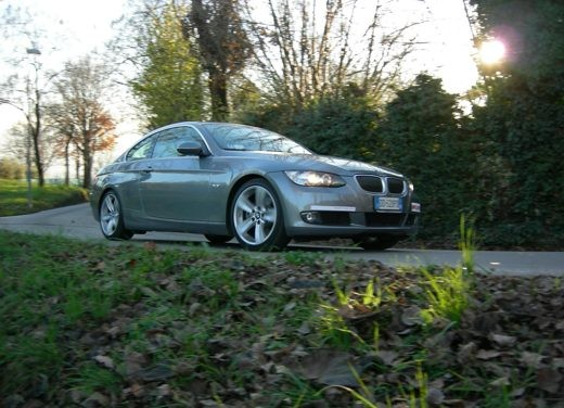 BMW 3 Coupè & Saab SportHatch – Long Test - Foto 8 di 25