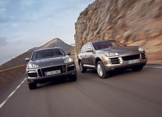 Porsche Cayenne Facelift – Video - Foto 15 di 23