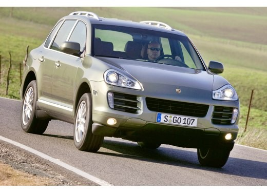 Porsche Cayenne Facelift – Video - Foto 4 di 23