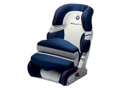 Baby a bordo: BMW Sauber F1 Team Junior Seat