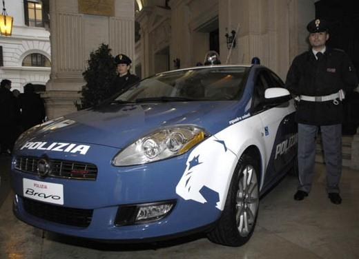 Ultimissime: Fiat Bravo – Polizia