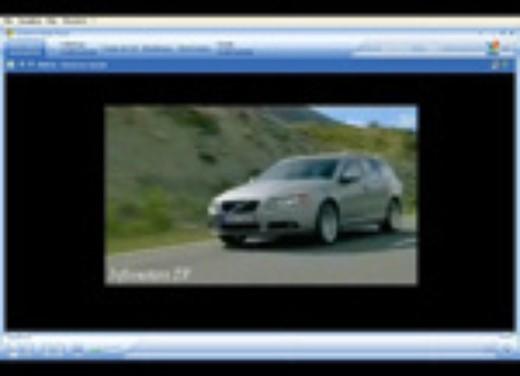Volvo nuova V70 - Video