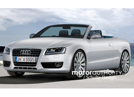 Ultimissime: Audi A5 Cabriolet