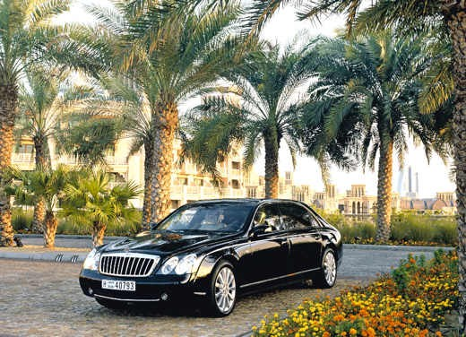 Maybach 62 S – Test Drive Report