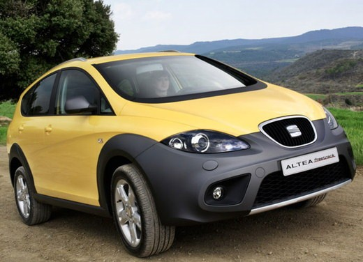 Seat Altea Freetrack – Test Drive