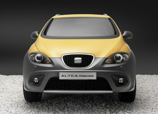 Seat Altea Freetrack – Test Drive - Foto 14 di 44