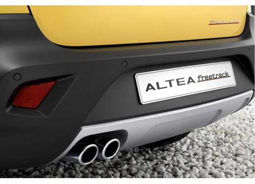 Seat Altea Freetrack – Test Drive - Foto 19 di 44