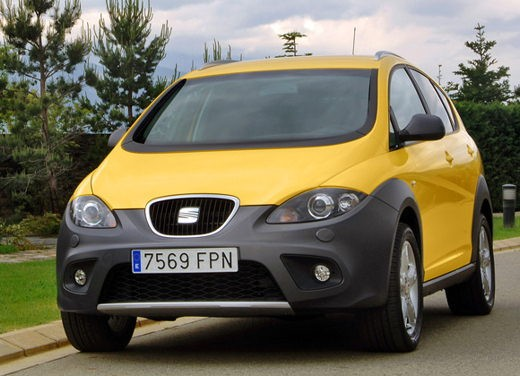 Seat Altea Freetrack – Test Drive - Foto 32 di 44