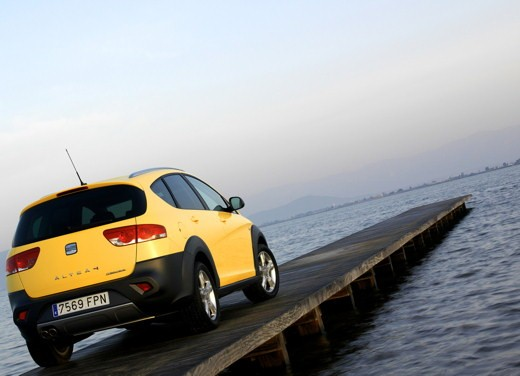 Seat Altea Freetrack – Test Drive - Foto 36 di 44