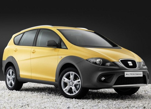 Seat Altea Freetrack – Test Drive - Foto 28 di 44