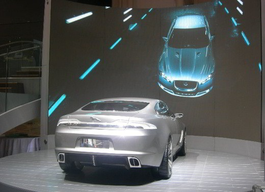 Jaguar al Salone di Ginevra 2007 - Foto 7 di 10
