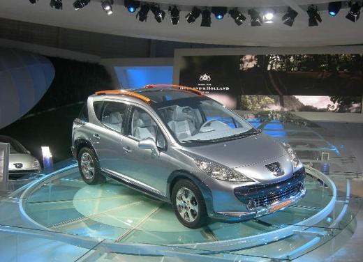 Peugeot al Salone di Ginevra 2007 - Foto 3 di 11