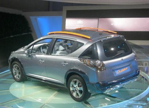 Peugeot al Salone di Ginevra 2007 - Foto 5 di 11