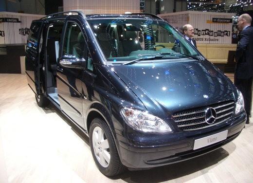 Mercedes al Salone di Ginevra 2007 - Foto 3 di 11